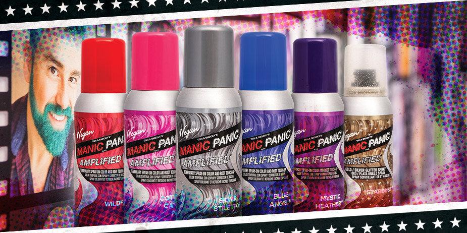 Laques Colorées Manic Panic Amplified