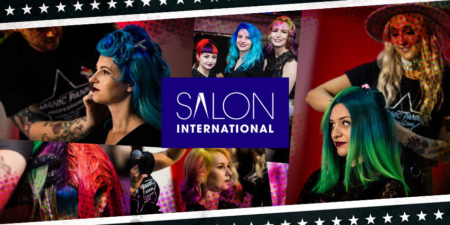 Evento: Manic Panic Al Salon International 2019