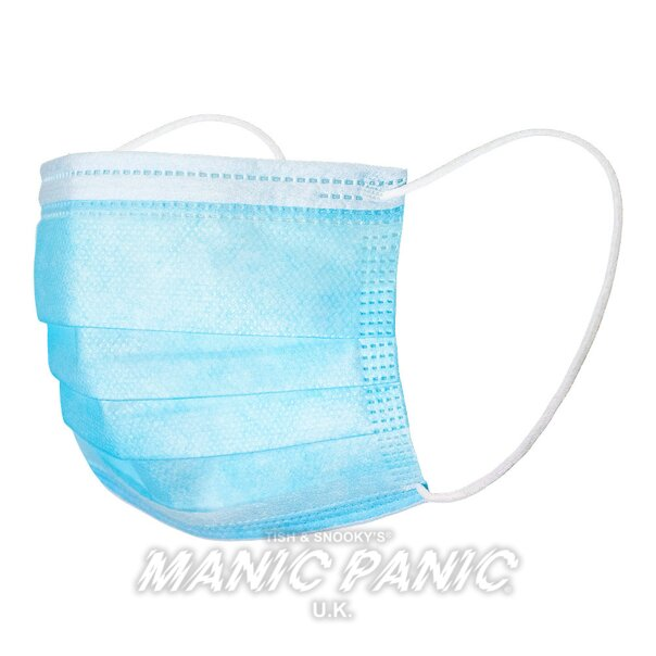 3-Ply Disposable Face Mask (Pack Of 3)