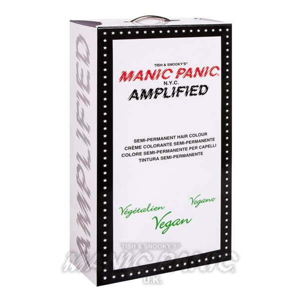 Manic Panic Amplified Colour Swatch