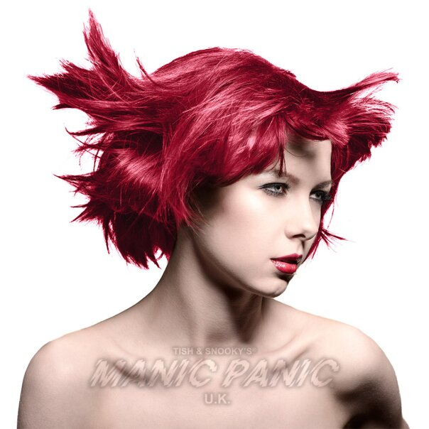 Manic Panic Pro Coloration Cheveux Gel (Red Velvet - Rouge)