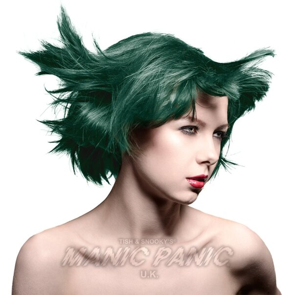 Manic Panic Pro Coloration Cheveux Gel (Serpentine - Vert)
