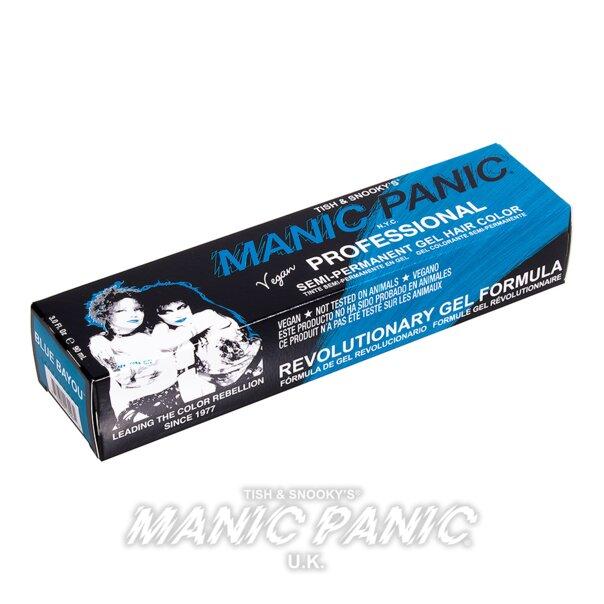 Manic Panic Pro Coloration Cheveux Gel (Blue Bayou - Bleu)