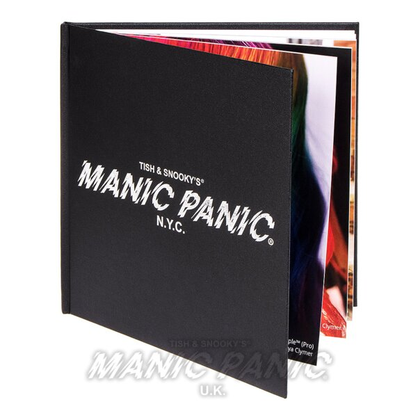 Manic Panic Friseur Buch