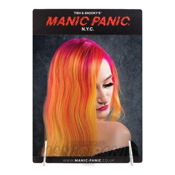 Manic Panic Display o Exhibidor de Mostrador