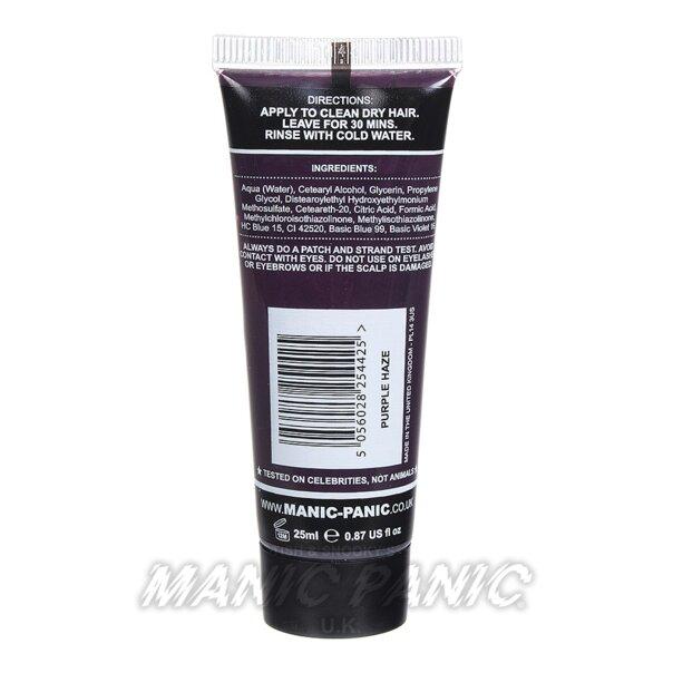 Manic Panic High Voltage® Classic Hair Colour 25ml (Purple Haze)