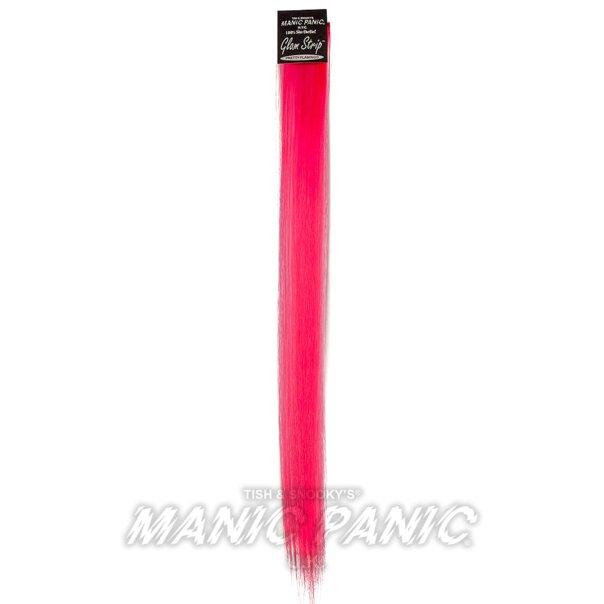 Ciocche di Capelli Manic Panic Glam Strip (Pretty Flamingo - Rosa)