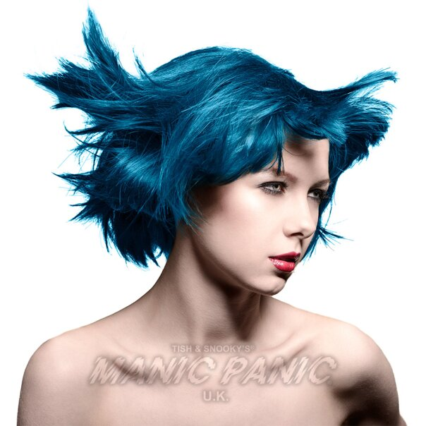 Manic Panic Amplified Semi-Permanente Haarfarbe 118ml (After Midnight - Blau)