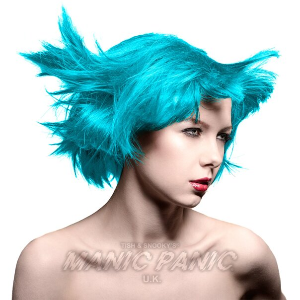 Manic Panic Amplified Tinte Capilar Semi-Permanente 118ml (Atomic Turquoise - Turquesa)