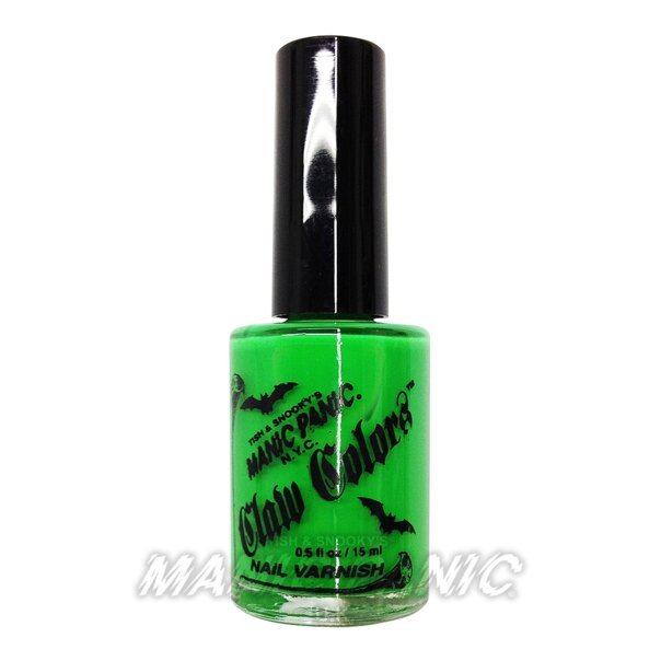 Manic Panic Claw Colors Nagellack (Electric Lizard – Grün)