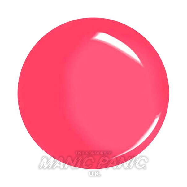 Manic Panic Limited Edition Claw Colors Esmalte de Uñas (Mod-A-Go-Go Rosa)