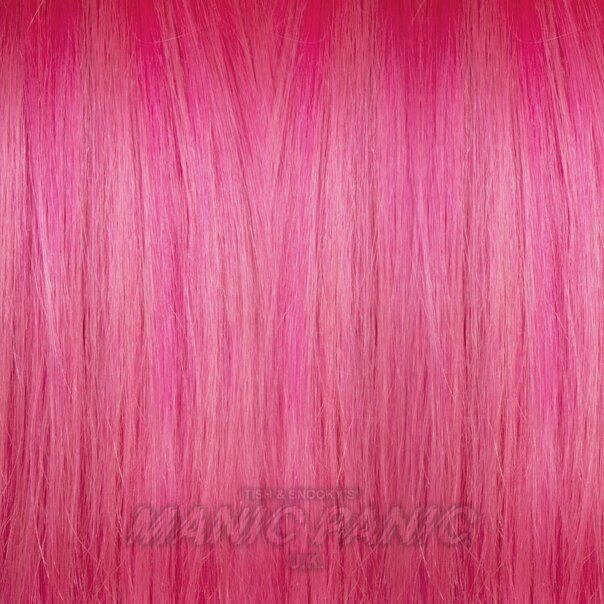 Manic Panic Coloration Semi Permanente Classic High Voltage 118ml (Cotton Candy Pink - Rose)