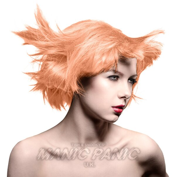 Manic Panic Creamtones Perfect Pastel Tinte Capilar Semi-Permanente 118ml (Dreamsicle - Naranja)