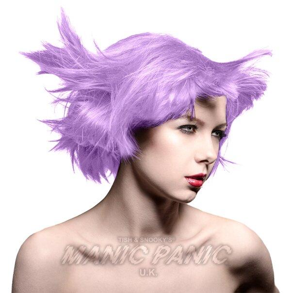 Manic Panic Coloration Semi Permanente Creamtones Pastel (Velvet Violet - Violet)