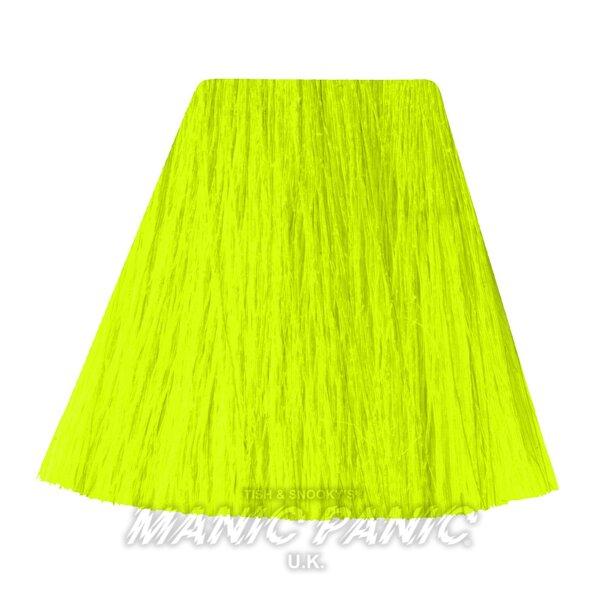 Manic Panic Dye Hard Farbiges Styling Gel (Electric Banana - Gelb)