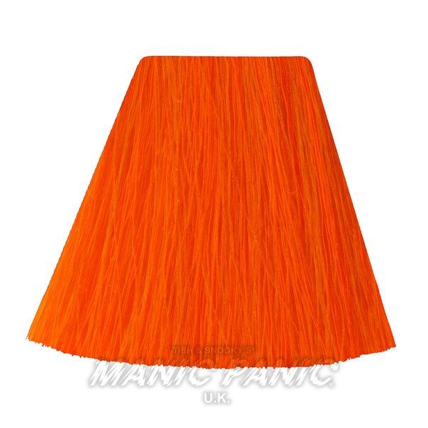 Manic Panic Dye Hard Farbiges Styling Gel (Electric Lava - Orange)