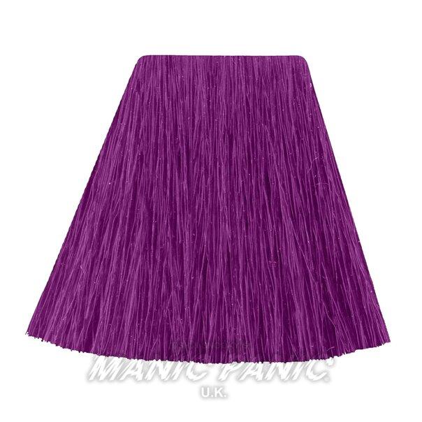 Manic Panic Dye Hard Gel de Estilo y Coloración Capilar Temporal (Purple Haze - Violeta)