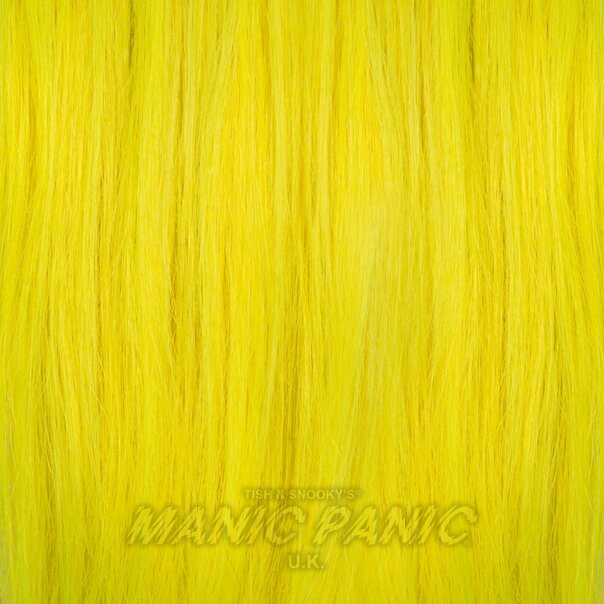 Manic Panic High Voltage Classic Tinte Capilar Semi-Permanente 25ml (Electric Banana - Amarillo)