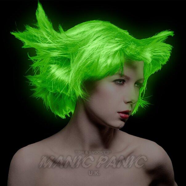 Manic Panic High Voltage Classic Tinte Capilar Semi-Permanente 118ml (Electric Lizard - Verde)