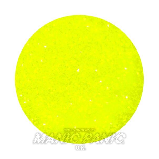 Manic Panic Glow Glitter Purpurina Fluorescente UV (Electric Banana - Amarillo)
