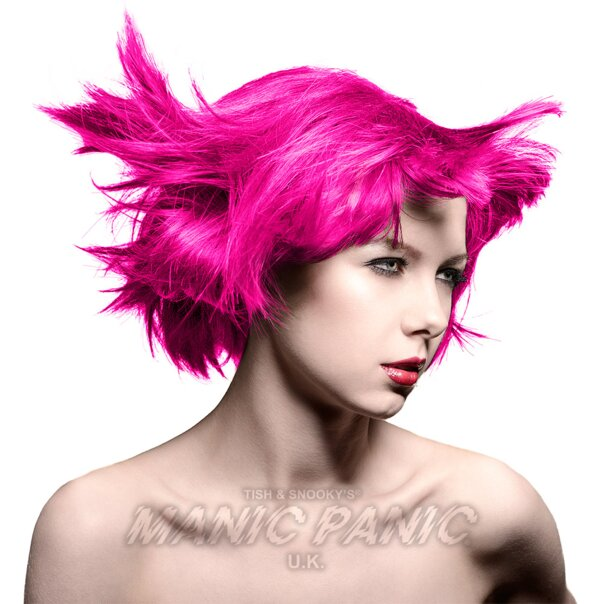 Manic Panic Amplified™ Semi Permanent Hair Color 118ml (Hot Hot™ Pink) - EU