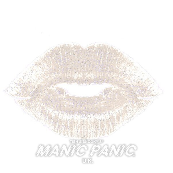 Manic Panic Ice Metals™ Lethal® Lipstick (White Witch™)