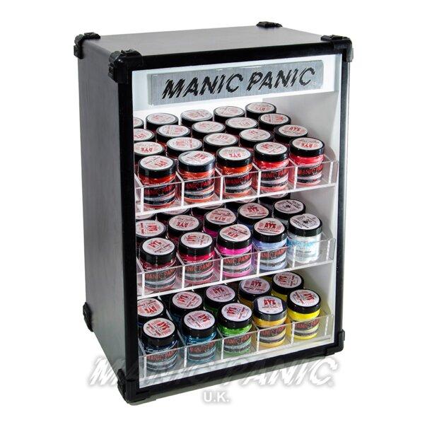 Manic Panic Light Up Display Stand (Black)