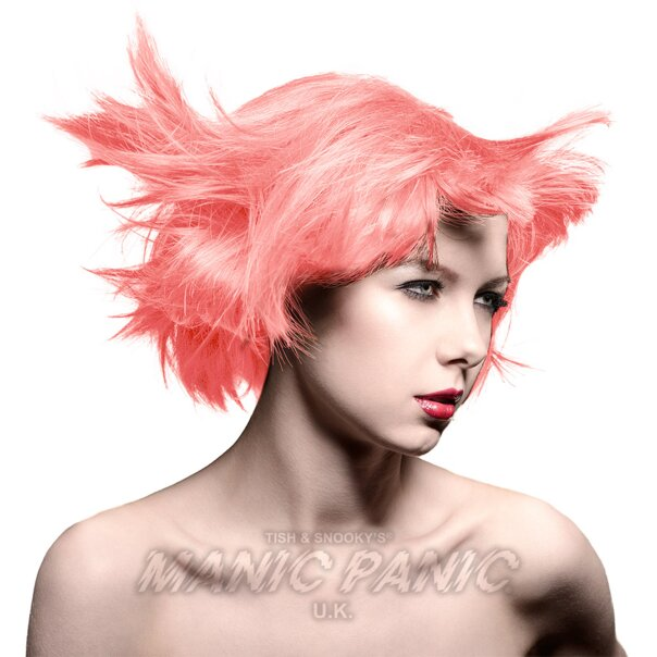Manic Panic High Voltage® Classic Hair Colour 118ml (Pretty Flamingo™ )