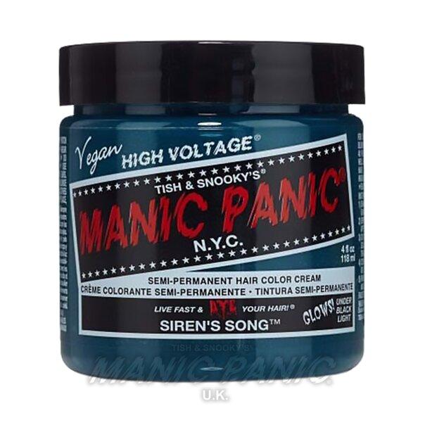 Manic Panic High Voltage® Classic Hair Colour 118ml (Siren's Song™)
