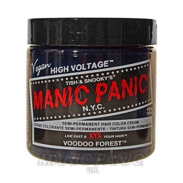 Manic Panic High Voltage® Classic Hair Colour 118ml (Voodoo Forest™)
