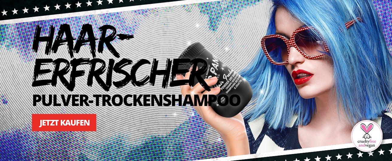 Manic Panic Powder Dry Shampoo Hair Freshener