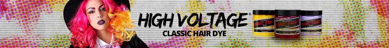 High Voltage Classic Hair Dye
