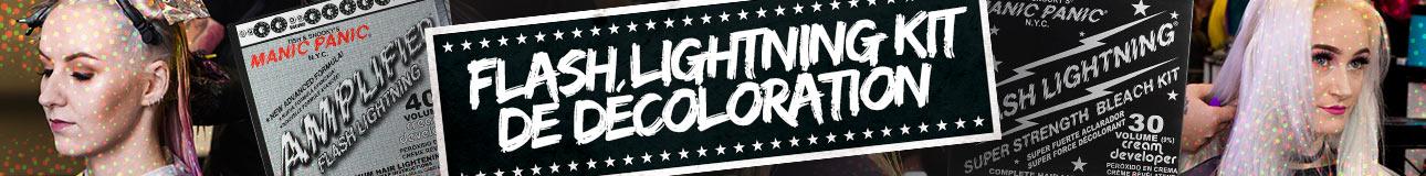 Flash Lightning Hair Bleaching Kit